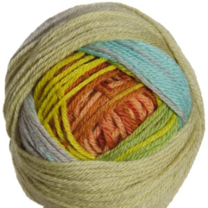 Classic Elite Liberty Wool Print Yarn - 7838 Sunset Frost