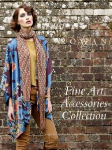 Rowan Pattern Books - Fine Art Accessories