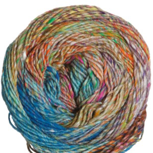 Noro Kibou Yarn - 08 Neutrals, Turquoise