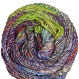 Noro Kibou Yarn - 11 Purple, Lime, Orange