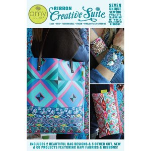 Amy Butler Sewing Patterns - Ribbon Creative Suite Pattern
