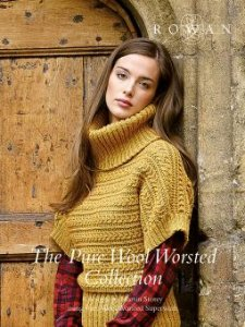 Rowan Pattern Books - The Pure Wool Worsted Collection