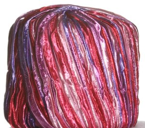 Crystal Palace Party Yarn - 0408 - Red Orchid (Discontinued)
