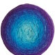 Freia Fine Handpaints Ombre Lace Yarn - Blue Velvet