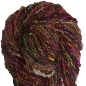 Noro Mossa Yarn - 17 Magenta, Brown, Green
