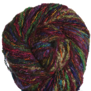 Noro Mossa Yarn - 18 Pink, Turquoise, Grape, Blue