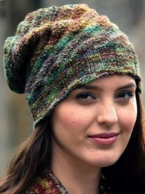 Noro Haniwa Mercy Cap Kit - Hats and Gloves