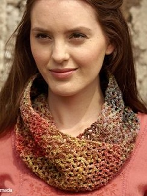 Noro Haniwa Amada Cowl Kit - Scarf and Shawls