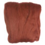 Clover Natural Wool Roving - Rust