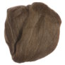 Clover Natural Wool Roving - Chocolate