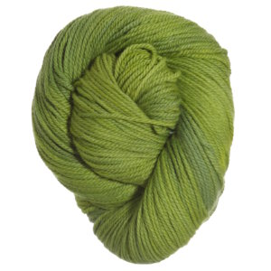 Swans Island Natural Colors Worsted Onesies Yarn - Spring Green