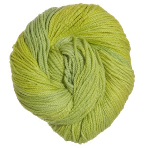 Swans Island Natural Colors Worsted Onesies Yarn - Yellow-Green