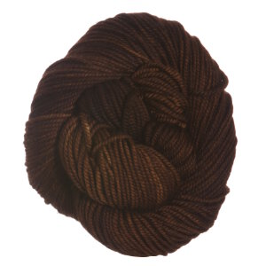 Madelinetosh Tosh Chunky Yarn - Log Cabin Brown
