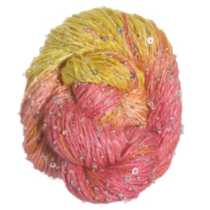 Artyarns Beaded Silk & Sequins Light Yarn - H30 w/Silver
