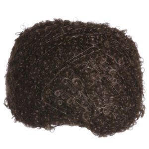 Be Sweet Medium Boucle Yarn - Charcoal Brown