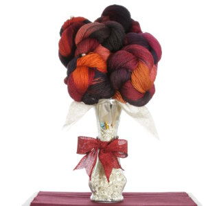 "Jimmy Beans Wool Koigu Yarn Bouquets - '14 May LLE Color Bouquet ""Fire & Blood"""