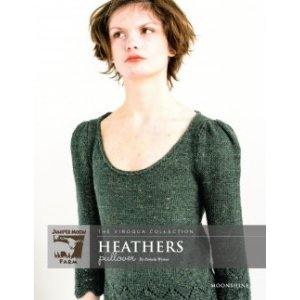 Juniper Moon Farm The Viroqua Collection Patterns - Heathers Pullover Pattern