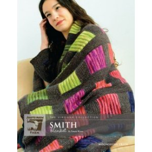 Juniper Moon Farm The Viroqua Collection Patterns - Smith Blanket Pattern