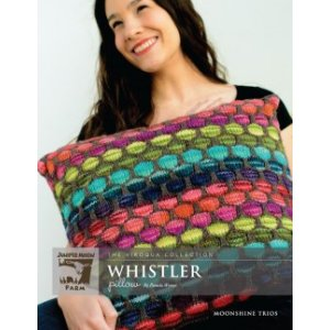 Juniper Moon Farm The Viroqua Collection Patterns - Whistler Pillow Pattern