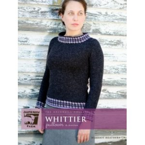 Juniper Moon Farm The Haverhill Collection Patterns - Whittier Pullover Pattern