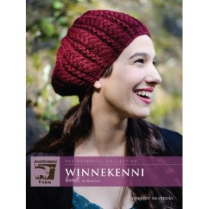 Juniper Moon Farm The Haverhill Collection Patterns - Winnekenni Beret Pattern