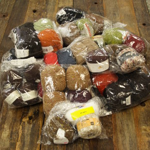 Knitterly Yarn Grab Bags Yarn - Browns