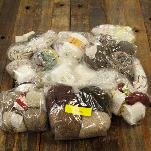 Knitterly Yarn Grab Bags Yarn - Neutrals