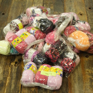 Knitterly Yarn Grab Bags Yarn - Reds, Pinks
