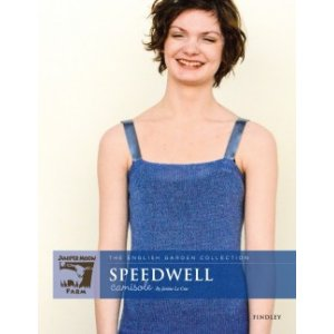 Juniper Moon Farm The English Garden Collection Patterns - Speedwell Camisole Pattern
