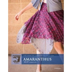 Juniper Moon Farm The English Garden Collection Patterns - Amaranthus Skirt Pattern
