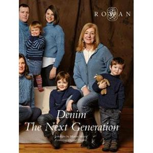 Rowan Pattern Books - Denim - The Next Generation