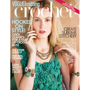 Vogue Knitting International Magazine - '14 Crochet - Special Collector's Issue