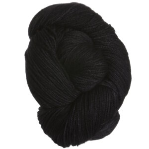 Anzula Squishy Yarn - Black