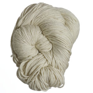 Anzula For Better or Worsted Yarn - Au Natural