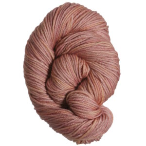 Anzula For Better or Worsted Yarn - Mauve