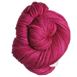 Anzula For Better or Worsted Yarn - Raspberry