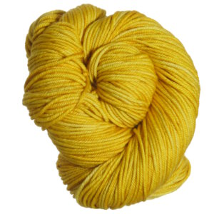 Anzula For Better or Worsted Yarn - Curry