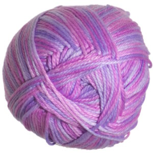 Cascade Cherub Aran Multis Yarn - 508 Princess Purple (Discontinued)