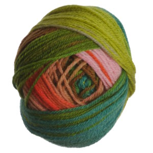 Classic Elite Liberty Wool Print Yarn - 7882 Afterglow