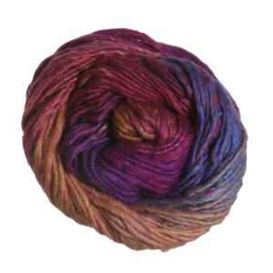 Crystal Palace Danube Aran Yarn - 610 Fruit Parfait