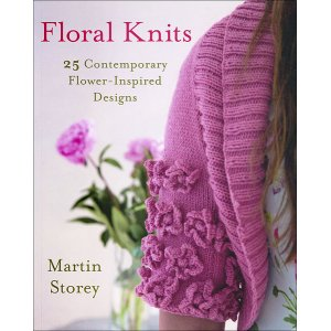 Martin Storey Pattern Books - Floral Knits