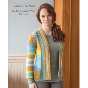 Classic Elite Pattern Books - 1417 The Best of Liberty Wool (So Far...)
