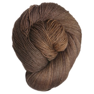 Mrs. Crosby Train Case Yarn - Roasted Chestnut