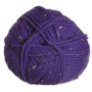 Plymouth Encore Tweed Yarn - 9962 Purple
