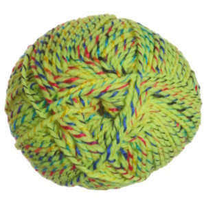 Plymouth Jelli Beenz Yarn - 2476 Neon Yellow