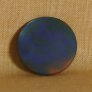 Muench Plastic Buttons - Groovy (Blue) - Large
