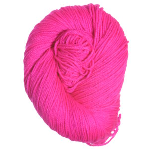 Madelinetosh Tosh Sport Yarn - Fluoro Rose (Discontinued)