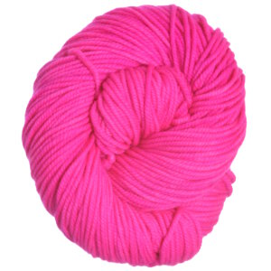 Madelinetosh Tosh Chunky Yarn - Fluoro Rose (Discontinued)