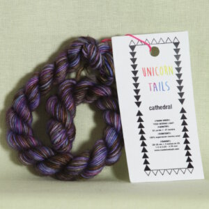 Madelinetosh Unicorn Tails Yarn - Cathedral