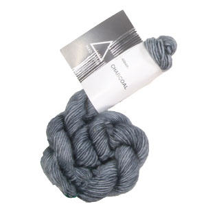 Madelinetosh Unicorn Tails Yarn - Charcoal